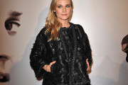Diane Kruger Evening Coat