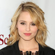 Dianna Agron Hair - Medium Curls