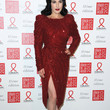 Dita Von Teese Beaded Dress