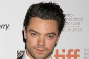 Dominic Cooper Short Straight Cut