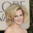 Drew Barrymore Hair - Bouffant