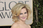 Drew Barrymore Bouffant