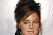 Drew Barrymore French Twist