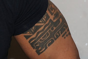 Dwayne Johnson Tribal Tattoo