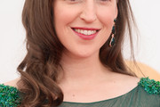 Mayim Bialik Long Wavy Cut