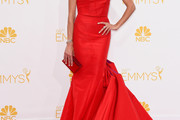 Giuliana Rancic Strapless Dress