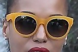 Kerry Washington Cateye Sunglasses