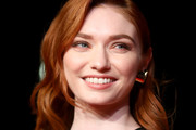 Eleanor Tomlinson Shoulder Length Hairstyles