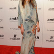 Elisa Sednaoui Clothes - Print Dress
