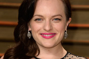 Elisabeth Moss Side Sweep