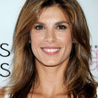 Elisabetta Canalis Medium Wavy Cut