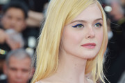 Elle Fanning Long Hairstyles