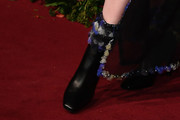 Ellie Bamber Boots
