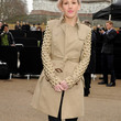 Ellie Goulding Clothes - Trenchcoat