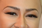 Emeli Sande False Eyelashes