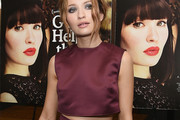 Emily Browning Tops