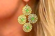 Emily Maynard Dangle Decorative Earrings