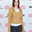 Emily Mortimer Clothes - Blazer