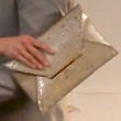 Emily VanCamp Envelope Clutch