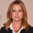 Emily VanCamp Medium Wavy Cut
