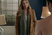 Emily VanCamp Wool Coat