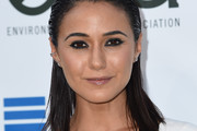 Emmanuelle Chriqui Shoulder Length Hairstyles