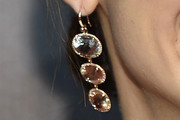 Emmy Rossum Dangle Earrings