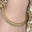Emmy Rossum Jewelry - Diamond Bracelet
