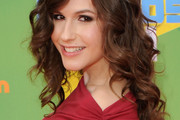 Erin Sanders Long Curls