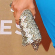 Eva la Rue Beaded Clutch