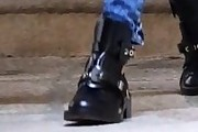 Kendall Jenner Flat Boots