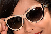 Freida Pinto Cateye Sunglasses