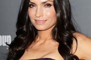 Famke Janssen Long Curls