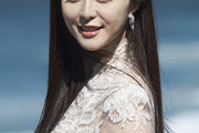 Fan Bingbing Long Hairstyles