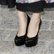 Fan Bingbing Shoes - Platform Pumps