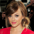 Fearne Cotton Hair - Loose Bun