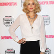 Fearne Cotton Wrap Top