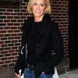 Felicity Huffman Clothes - Pea Coat