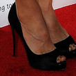 Felicity Huffman Shoes - Peep Toe Pumps