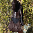 Fergie Handbags - Leather Messenger Bag