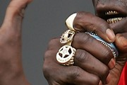 Flava Flav Star Ring