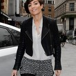 Frankie Sandford Leather Jacket
