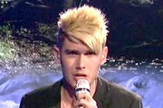Colton Dixon Spiked Hair
