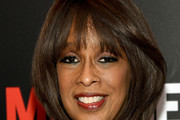 Gayle King Short Hairstyles