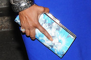 Gayle King Hard Case Clutch