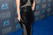 Carrie Keagan Evening Dress