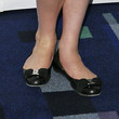 Gemma Arterton Shoes - Ballet Flats
