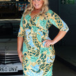 Gemma Collins Wrap Dress