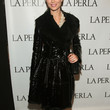 Georgina Chapman Clothes - Leather Coat