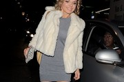Geri Halliwell Sweater Dress